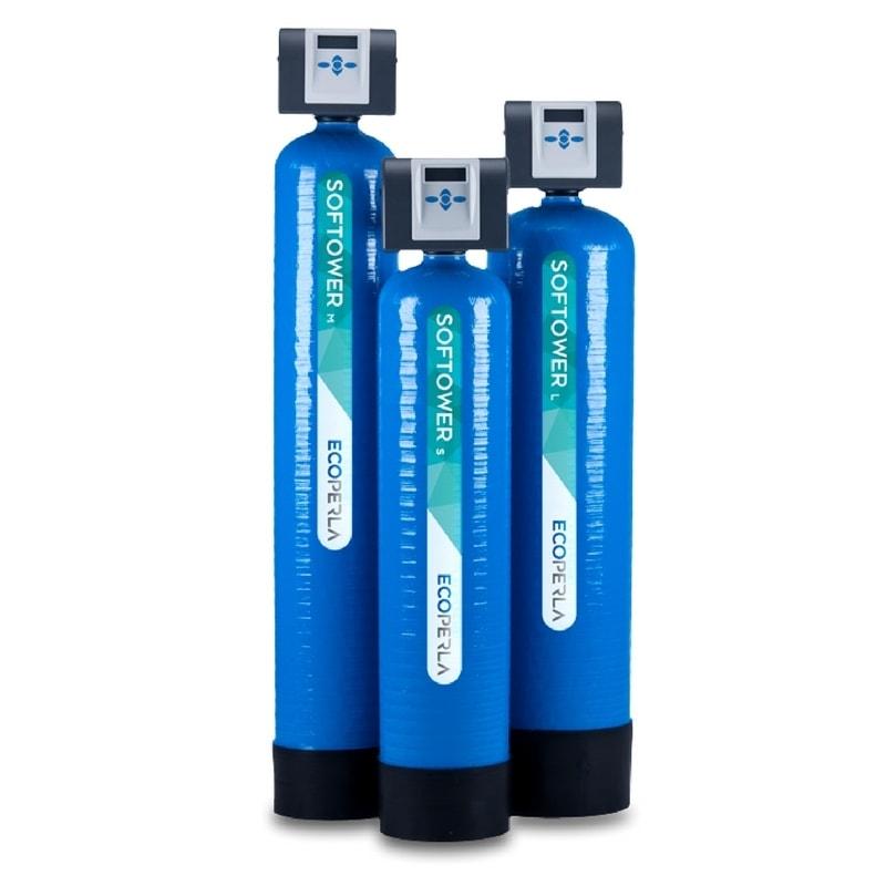 Zmiękczacze wody Ecoperla Softower