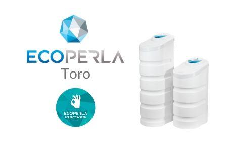 Ecoperla Toro 35 - kompaktowy zmiękczacz wody